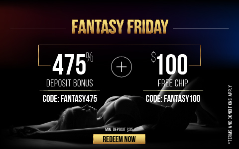 Fantacy-FridayDay Promotions from Sxvegas