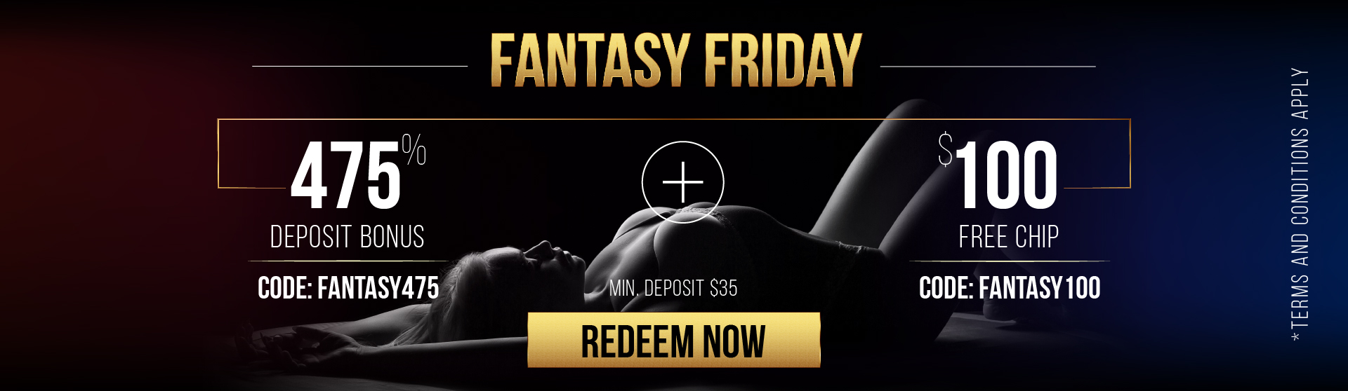 Fantacy-Friday Promotions from Sxvegas